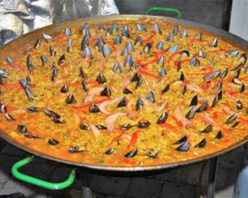 "Eltzhof Programm - 18.09.2020 - Paella ""all you can eat"